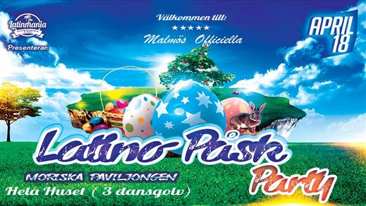 Bild för Latino Påsk Party   Moriska Paviljongen, 2019-04-18, Moriska Paviljongen
