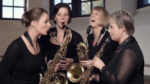 Bild för Rollin' Phones - Från Bach till Bernstein, 2019-01-24, Gamla Kyrkan Östersund