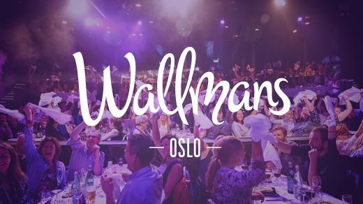 Bild för Wallmans Oslo - Våren 2021, 2021-05-08, Wallmans Oslo