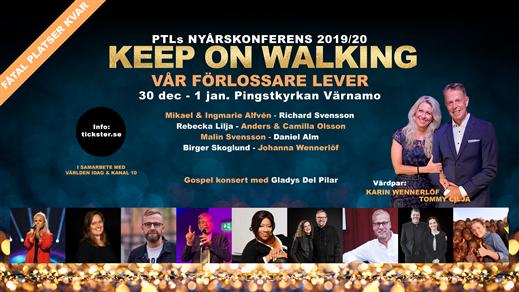 Bild för PTL:s Nyårskonferens 2019/2020, 2019-12-30, Pingstkyrkan Arken