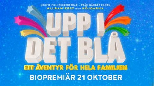 Bild för Upp i det blå, 2016-10-23, Kulturhuset i Svalöv