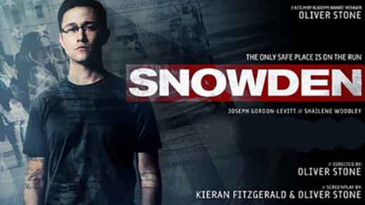 Bild för Snowden (15 år), 2016-09-25, Biosalongen Folkets Hus