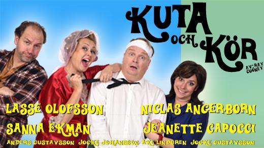 Bild för Kuta och Kör, 2016-12-30, Sagateatern Linköping