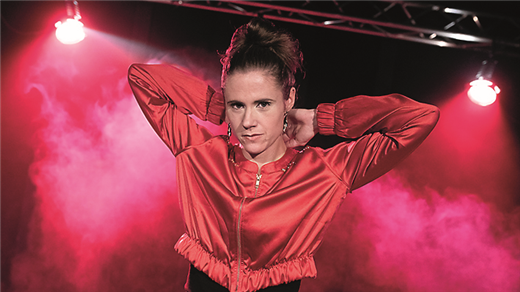 Bild för Festivalklubb: Lev!, 2019-10-17, Cafédukning Stora Scenen, Västerbottensteatern