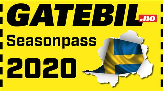 Bild för Säsongskort Sverige 2020, 2020-06-11, Mantorp Park