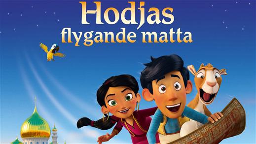 Bild för Hodjas flygande matta, 2018-12-09, Emmaboda Folkets Hus
