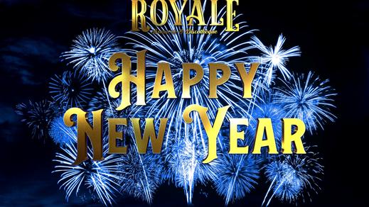 Bild för Nyårsafton 2018/2019, 2019-12-31, Royale Brasserie & Discotheque