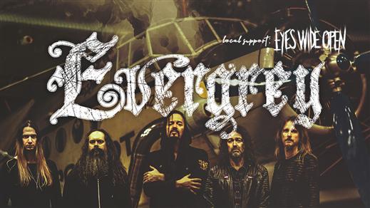 Bild för Evergrey + Eyes Wide Open, 2021-11-13, Nöjesfabriken