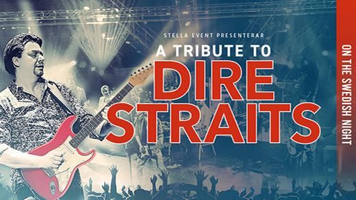 Bild för A Tribute to Dire Straits, 2018-04-07, UKK - Stora salen