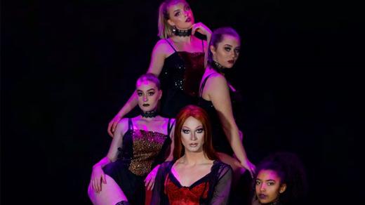 Bild för Welcome to Burlesque – Mejeriet, Lund, 2019-05-24, Mejeriet