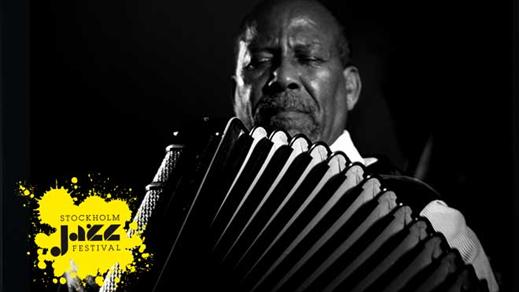 Bild för Hailu Mergia -  Stockholm Jazz Festival 2016, 2016-10-10, Fasching