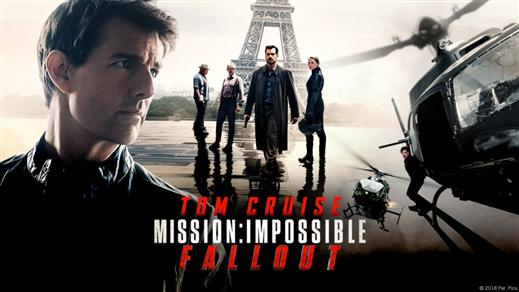 Bild för Mission: Impossible Fallout, 2018-09-02, Emmaboda Folkets Hus