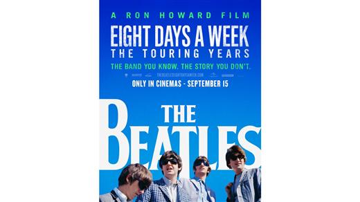 Bild för The Beatles: Eight Days a Week, 2016-09-20, Kulturhuset i Svalöv