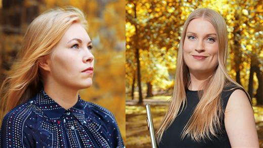 Bild för Jenny Metsälä & Reetamaria Rajala, 2020-09-29, Inkonst