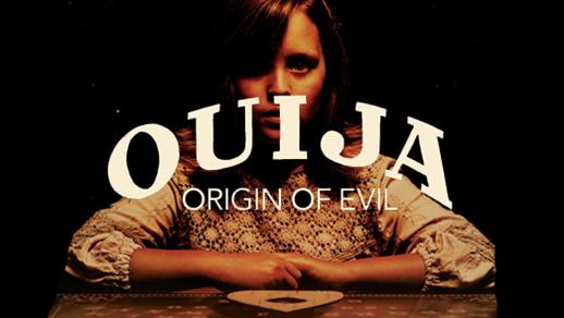 Bild för Ouija 2 (Sal.3 15år 21:30 1h39min), 2016-10-26, Saga Salong 3
