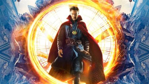 Bild för Doctor Strange, 2016-11-13, Bräcke Folkets hus