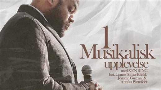 Bild för En Musikalisk Upplevelse i Eskilstuna med Ken Ring, 2018-02-18, Eskilstuna Teater
