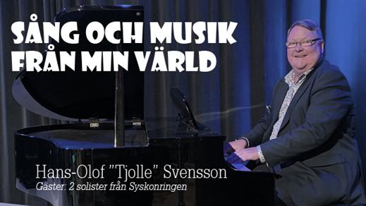 Bild för Soppteater: Sång och musik från min värld 30/10, 2021-10-30, Kulturbaren, Folkets Hus Kulturhuset