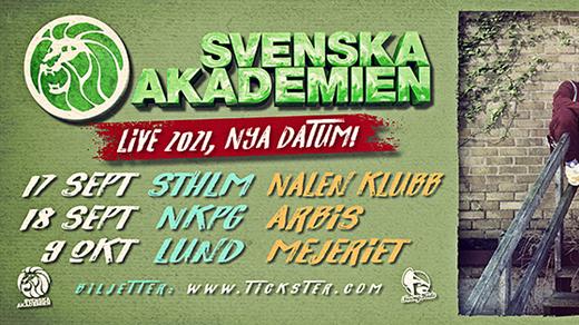 Bild för Svenska Akademien, 2021-10-09, Arbis