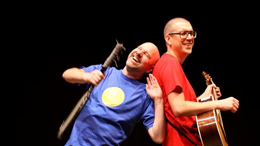 Bild för Longkalsong Live!, 2019-04-13, Kulturskolan