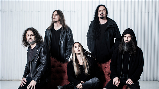 Bild för Evergrey, 2020-12-18, Södra Teaterns Stora Scen