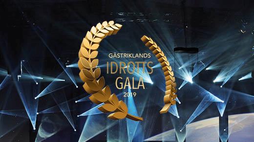 Bild för Gästriklands Idrottsgala 2019, 2019-04-11, Göransson Arena / Konsert