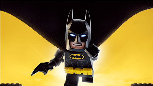 Bild för The Lego Batman Movie (Sal.1 7år kl.18:00 1t44m), 2017-02-17, Saga Salong 1