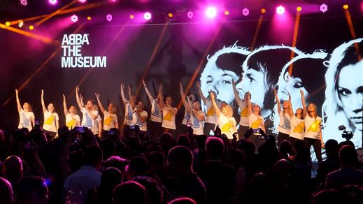 Bild för The CHOIR by ABBA The Museum, 2019-09-14, Eskilstuna Teater
