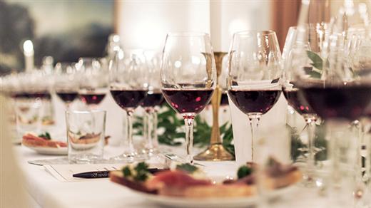 Bild för Vinprovning med Dourthe i Stockholm, 2018-02-05, Grillska husets festvåning