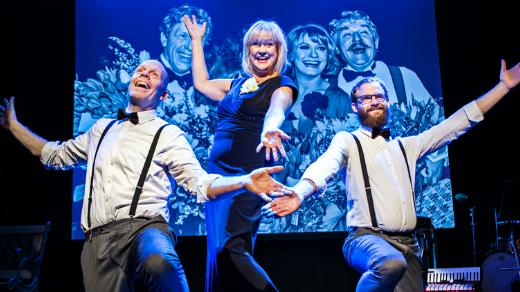 Bild för En kväll med Hasse och Tage, 2020-03-29, Kramfors Teater