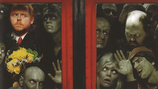 Bild för Shaun of the dead (2004), 2018-02-12, Draken