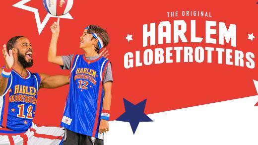 Bild för Harlem Globetrotters, 2018-05-03, Fryshuset Arenan