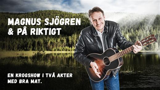 Bild för Magnus Sjögren & På Riktigt på Frimis Salonger, 2017-02-25, Frimis Salonger