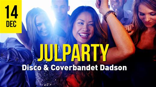 Bild för Julparty 14/12 Dadson & Disco, 2019-12-14, Torp