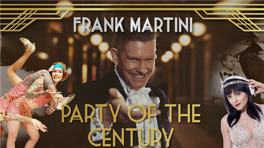 Bild för Frank Martini's Party of the Century, 2019-12-14, Arbis