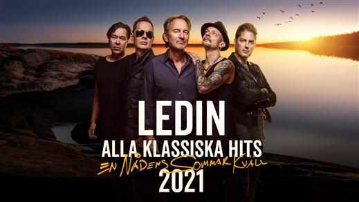Bild för LEDIN - Alla Klassiska Hits, 2021-08-20, Gustavsvik