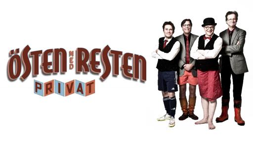 """Bild för Östen med Resten """"Privat"""", 2019-11-09, Elite Stadshotellet"""