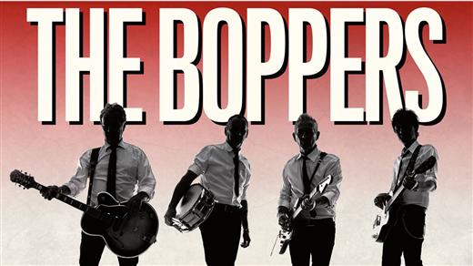 Bild för INSTÄLLT PGA COROA (Rockabillykväll The Boppers), 2021-05-22, Pumpen