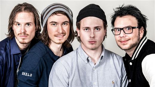 Bild för Dunderpatrullen live!, 2016-10-28, Gamla Tingshuset