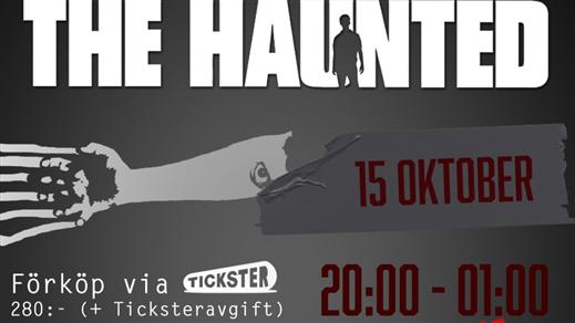 Bild för The Haunted - Klubb Undergrunden - 15/10, 2021-10-15, Klubb Undergrunden