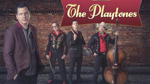 Bild för The Playtones, 2019-11-22, Halmstad Live