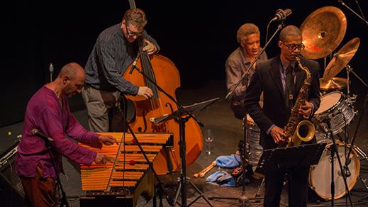Bild för Jorge Rossy Vibes Quintet, 2019-01-11, Fasching