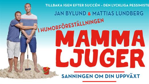 Bild för Mamma Ljuger - Borås, 2019-11-28, Åhaga