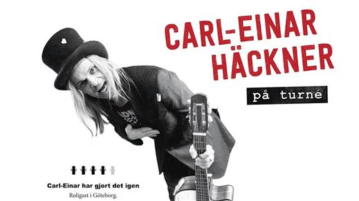 Bild för Carl-Einar Häckner på turné, 2019-11-20, Söderhamns Teater