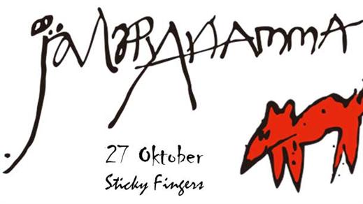 Bild för Jävlaranamma, 2018-10-27, Sticky Fingers