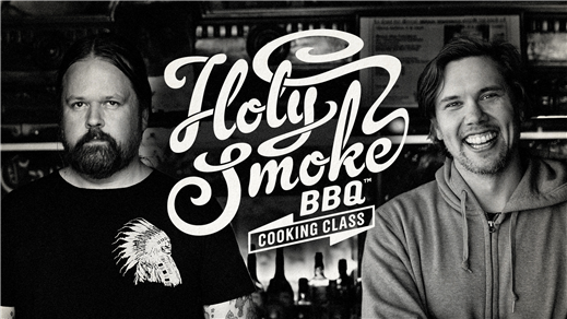 Bild för Cramby & Myllymäki - Holy Smoke BBQ cooking class, 2018-07-03, Holy Smoke BBQ