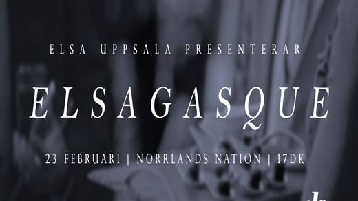 Bild för ELSA Uppsalas Gasque - SLÄPP, 2018-02-23, Norrlands nation