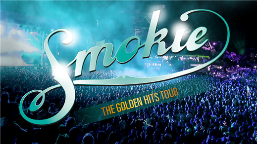 Bild för Smokie – the golden hits tour, 2021-06-11, UKK - Stora salen