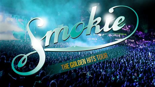 Bild för Smokie – the Golden Hits Tour, 2020-03-14, UKK - Stora salen