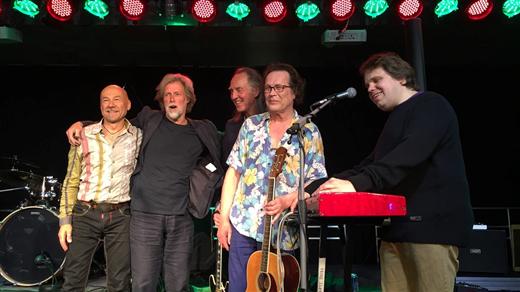 Bild för Mikael Ramel Band - Till Dej, 2018-04-25, Musikföreningen Crescendo